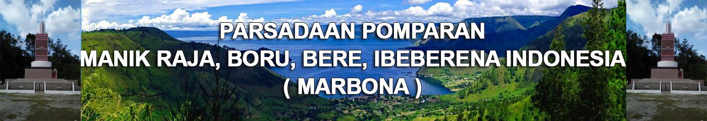 PARSADAAN POMPARAN MANIK RAJA BORU , BERE , IBEBERENA INDONESIA